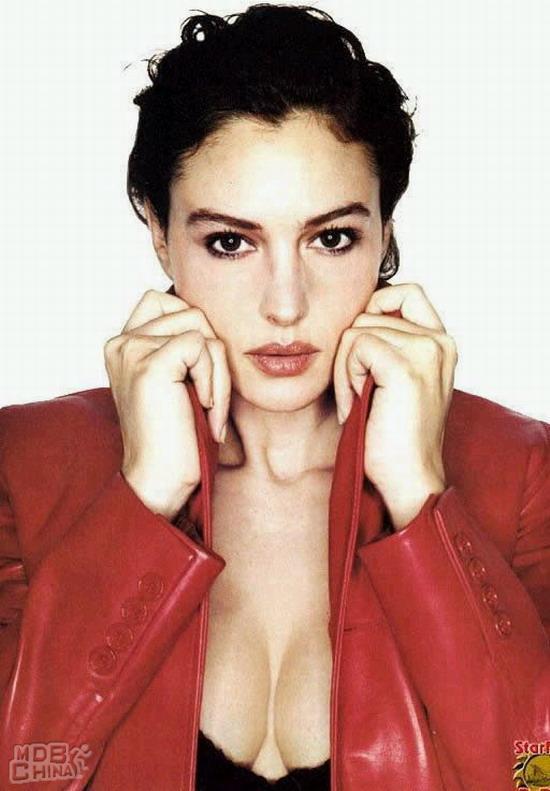 莫妮卡·贝鲁奇写真照片 - 第74张/共104张 Monica Bellucci