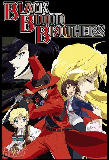 BLACK BLOOD BROTHERS54068